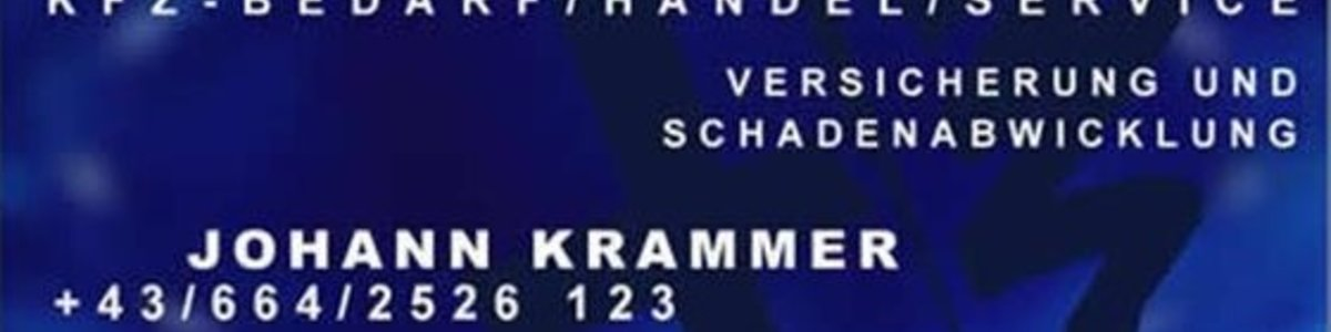 KFZ KRAMMER