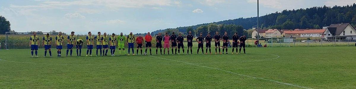 3. Runde OSC - Sporting Liebensdorf vs. FZC 0:2 (0:1)