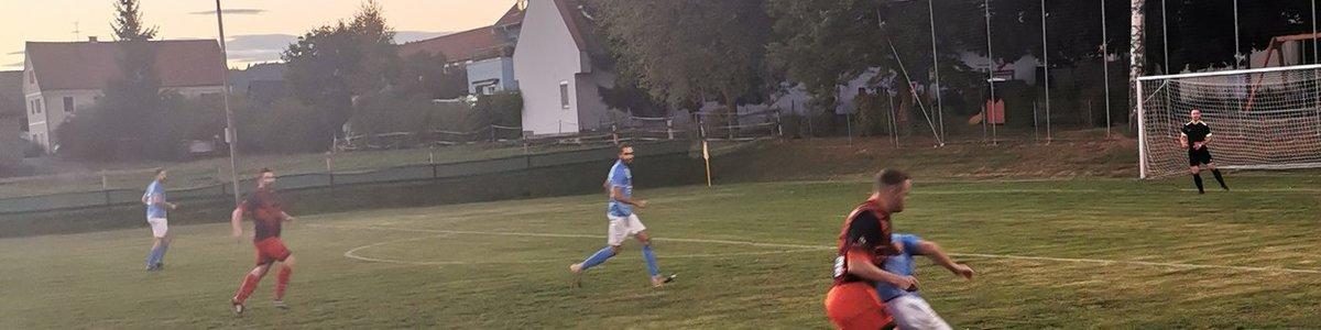 5. Runde OSC - USFC Gniebing vs. FZC 1:0 (0:0)