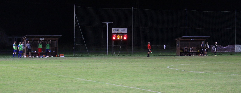 8. Runde OSC - FZC vs. USFC Gniebing 2:2 (0:1)