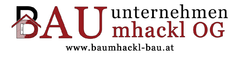 BAUUNTERNEHMEN BAUMHACKL